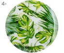 Piatti piani Tropical Leaves, 4 pz.