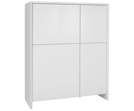 Highboard Melvin, Weiß