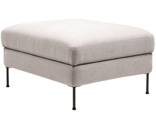 Hocker Cucita, Beige