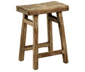 Hocker Rustic