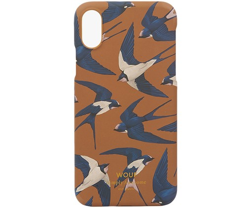 Funda para iPhone X Swallow