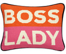 Cuscino Boss Lady
