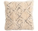 Coussin Vintage Fluffy