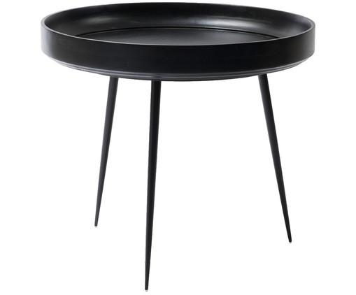 Table basse Bowl Table, Noir
