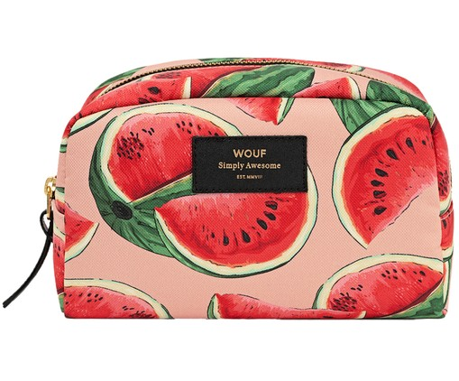 Portatrucchi con scomparto interno Watermelon