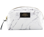 Make-up tas White Marble