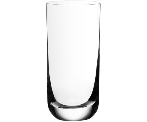 Bicchiere long drink in cristallo Harmony 6 pz
