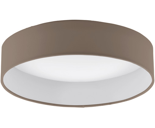 LED-Deckenleuchte Paloma, Taupe