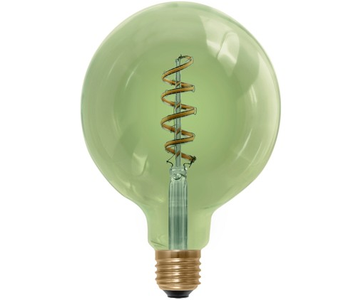Ampoule LED Curved (E27 / 8 W), Vert