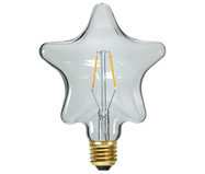 LED-peertje Star (E27 / 1Watt)