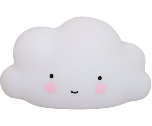 Oggetto luminoso a LED Cloud