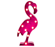Oggetto luminoso a LED Flamingo