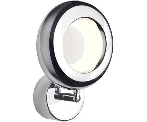 Applique a LED Aura, Cromo
