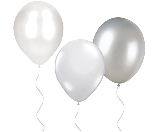 Palloncini We Heart, 30 pz.