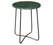 Table d'appoint en marbre Emerald