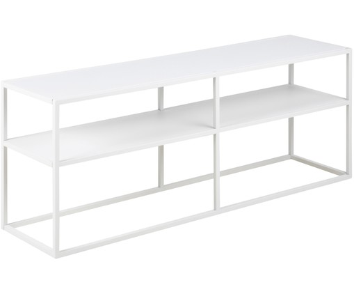 Mueble TV Newton, Blanco