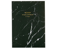 Notizbuch Black Marble