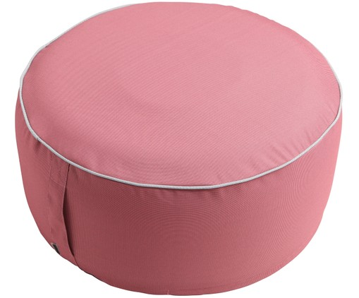 Outdoor-Pouf St. Maxime, Pink