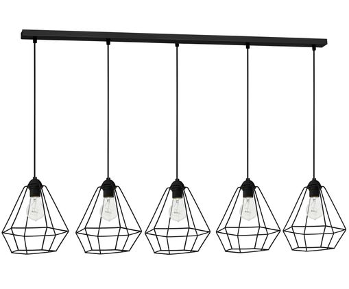 Suspension Basket, Noir