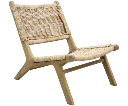 Rattan-Sessel Wicker