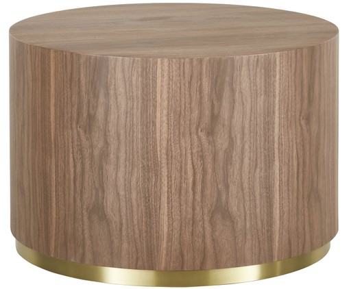 Table basse ronde Clarice