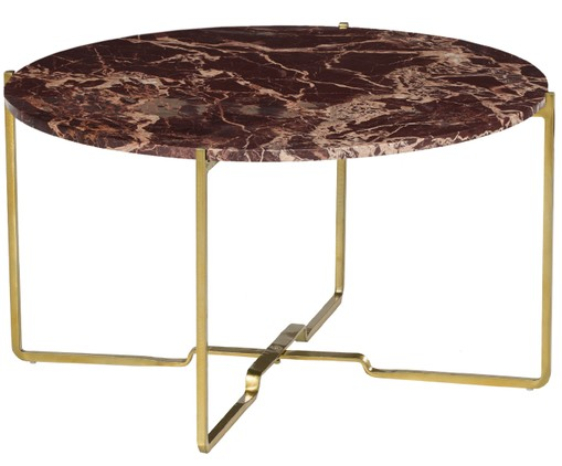 Table basse en marbre Margot