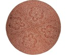 Tapis rond Marcelle