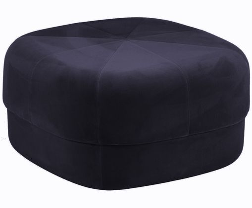 pouf in blau normann copenhagen westwingnow. Black Bedroom Furniture Sets. Home Design Ideas