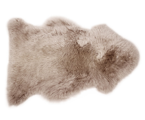 Schaffell Carry, Taupe