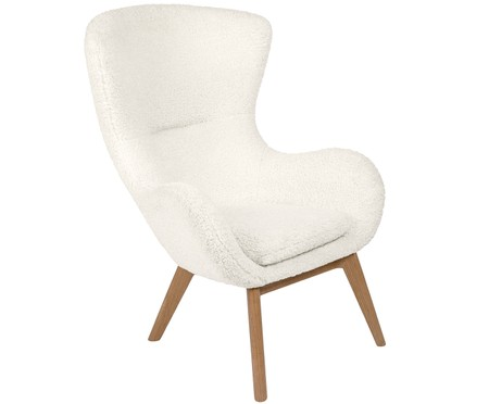 Teddy fauteuil Wing