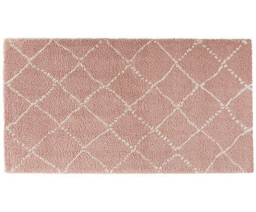 Teppich in rosa mint rugs westwingnow for Teppich cremefarben