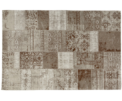 Teppich in Taupe  JILL & JIM DESIGN >> WestwingNow