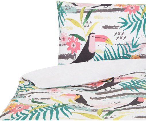 Funda nórdica doble cara Toucan