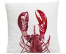 Federa arredo  reversibile Lobster
