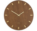 XL Wanduhr Wood